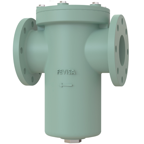 Basket Type Strainers Flanged Ends