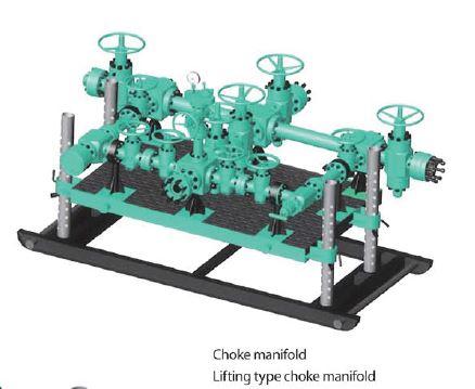 Choke Manifolds